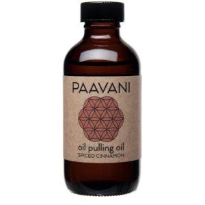EarthHero - Ayurvedic Oral Care Pulling Oil  - Cinnamon