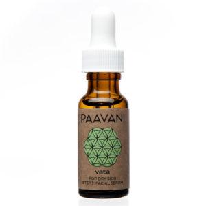 EarthHero - Ayurvedic Organic Face Serum - Vata - for dry skin