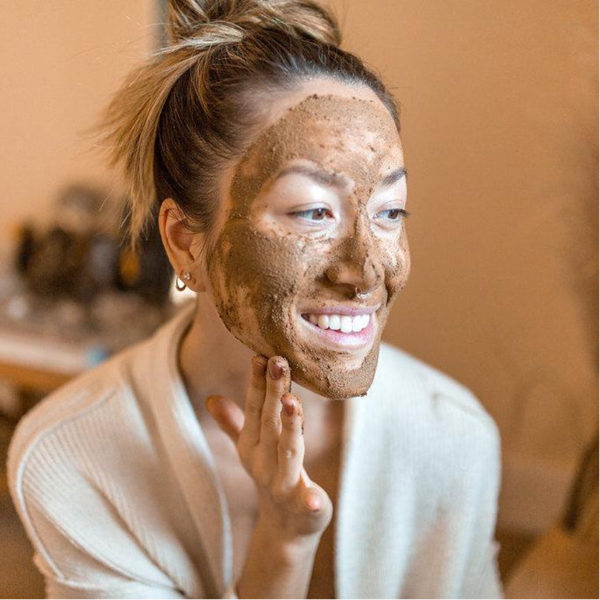 EarthHero - Ayurvedic Organic Face Wash + Mask - 6