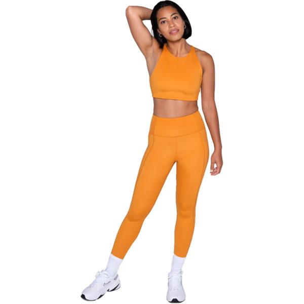EarthHero - Honey Girlfriend Collective High-Rise Compressive Legging - 1