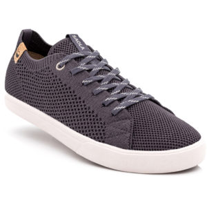 EarthHero - Women's Knit Cannon Vegan Shoes - Obsidian
