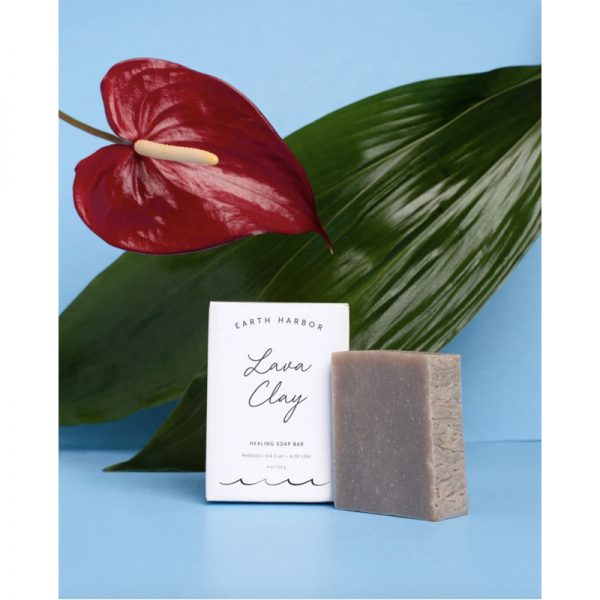 EarthHero - Lava Clay Healing Soap Bar - 3