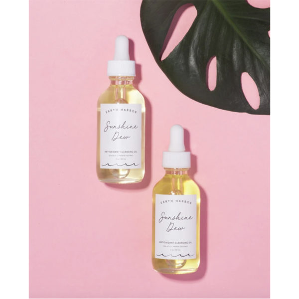 EarthHero - Sunshine Dew Antioxidant Cleansing Oil - 4