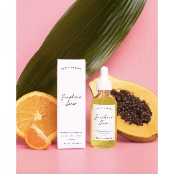 EarthHero - Sunshine Dew Antioxidant Cleansing Oil - 5