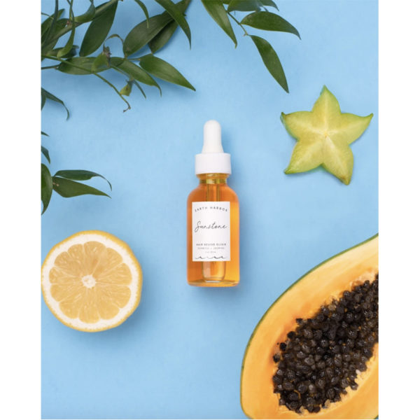 EarthHero - Sunstone Revive Hair Elixir - 5