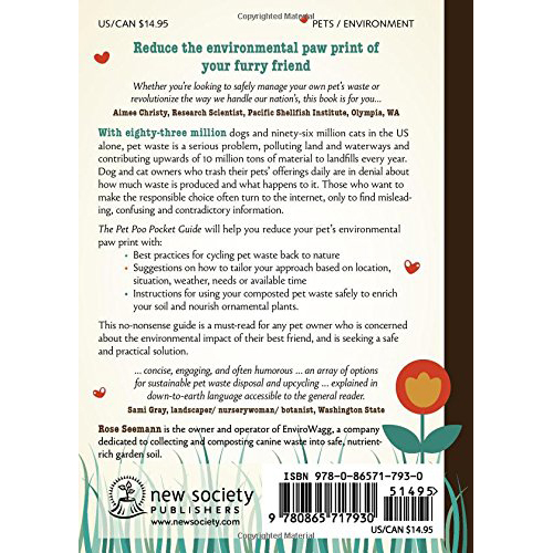 EarthHero - The Pet Poo Pocket Guide: How to Safely Compost and Recycle Pet Waste - 2