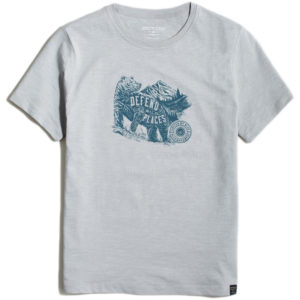 EarthHero - Defend Wild Places Men's Graphic Tee - 1