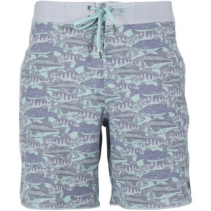EarthHero - Men's Organic Scallop Board Shorts - 1