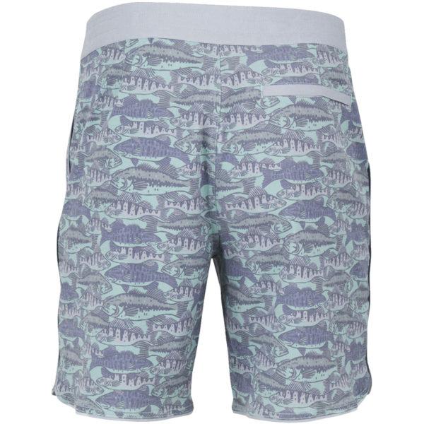 EarthHero - Men's Organic Scallop Board Shorts - 2