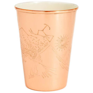 EarthHero - Mountain Gaze Copper Tumbler 16oz - 1