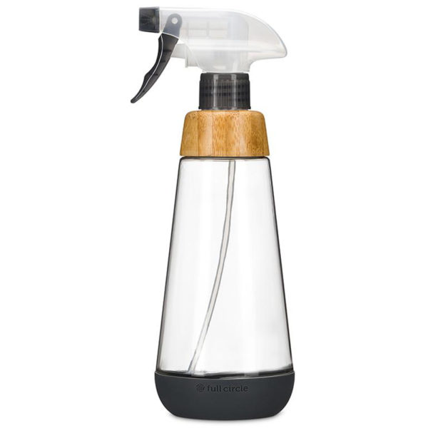 EarthHero - Bottle Service Refillable Glass Spray Bottle -  Gray