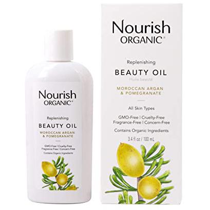 EarthHero - Multi Purpose Nourish Organic Argan Oil - 1