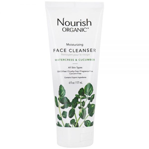 EarthHero - Moisturizing Cream Nourish Organic Facial Cleanser - 1