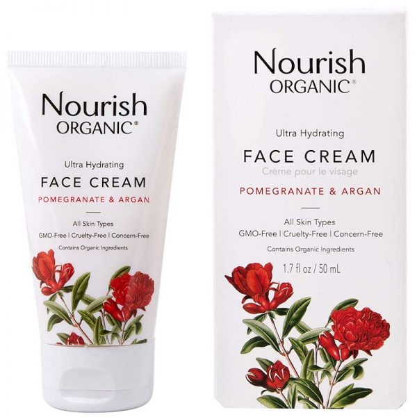 EarthHero - Ultra Hydrating Nourish Organic Face Cream - 1