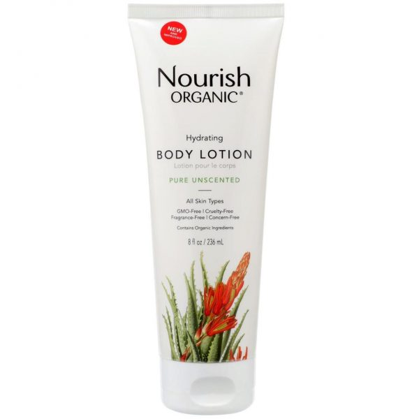 EarthHero - Nourish Organic Body Lotion Unscented - 1