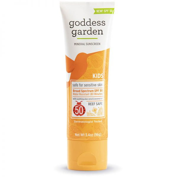 EarthHero - Kids Natural Sunscreen SPF 50 - 3.4 oz
