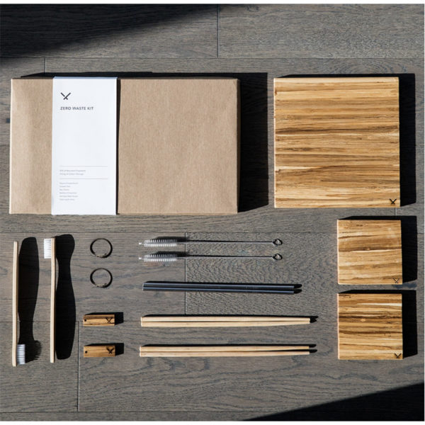 EarthHero - Assorted Recycled Bamboo Zero Waste Kit 2