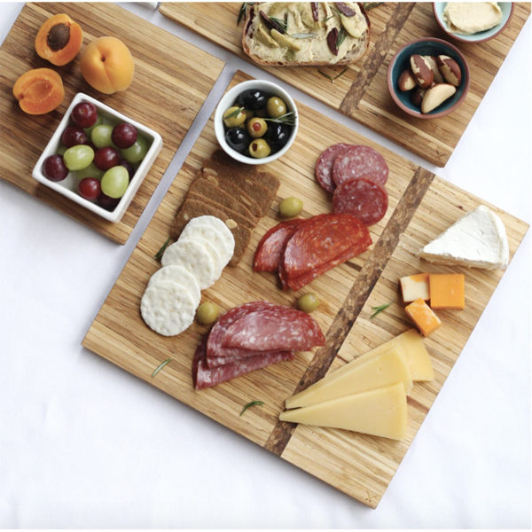 EarthHero - Recycled Bamboo Charcuterie Platter 5