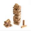 EarthHero - Recycled Bamboo Building Blocks Game 1