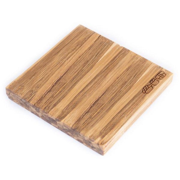 EarthHero - Recycled Bamboo Sushi Coaster Set 4