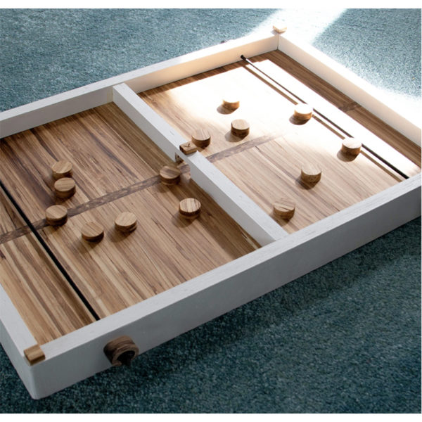 EarthHero - Recycled Bamboo Finger Hockey Game and Serving Board 4