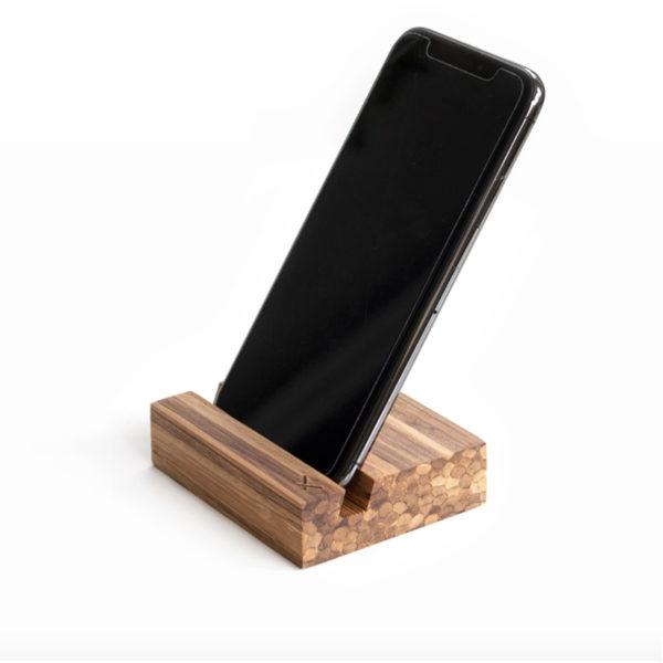 EarthHero - Recycled Bamboo Phone Stand 2