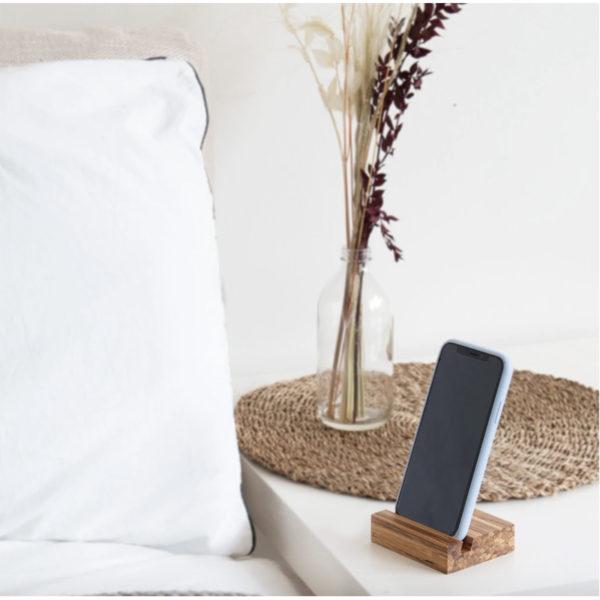 EarthHero - Recycled Bamboo Phone Stand 5