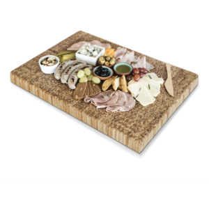 EarthHero - Recycled Bamboo Butcher Block Cutting Board 1