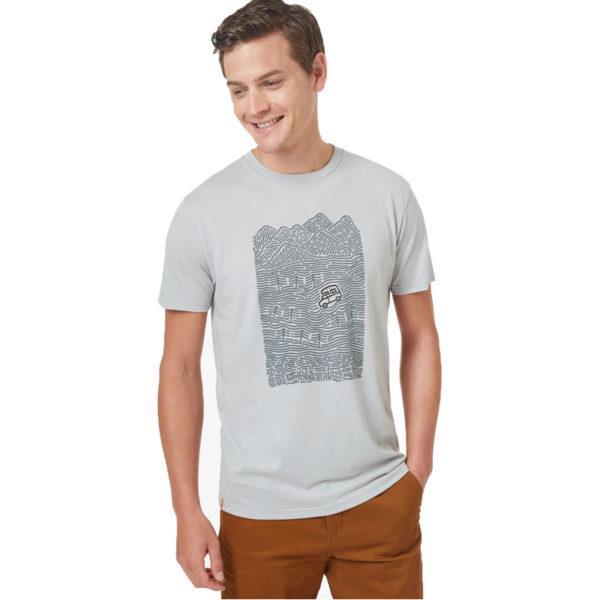 EarthHero - Roamer Men's T-Shirt - 1