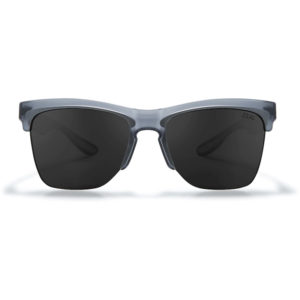 EarthHero - Zeal Optics Palisade Polarized Plant-Based Sunglasses - Matte Smoke