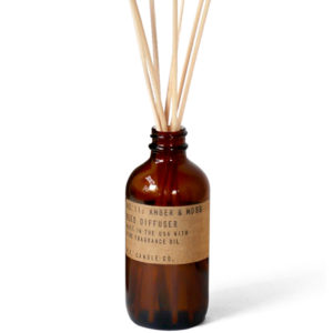EarthHero - Amber + Moss Reed Diffuser 3.5oz - 1