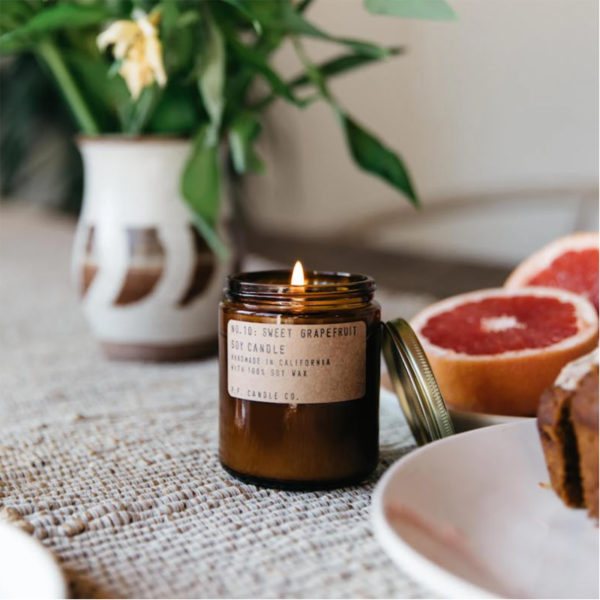 EarthHero - Sweet Grapefruit Soy Candle 7.2oz  - 2
