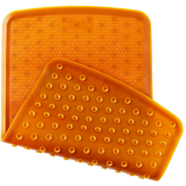 EarthHero - Natural Rubber Bath Mat - Natural