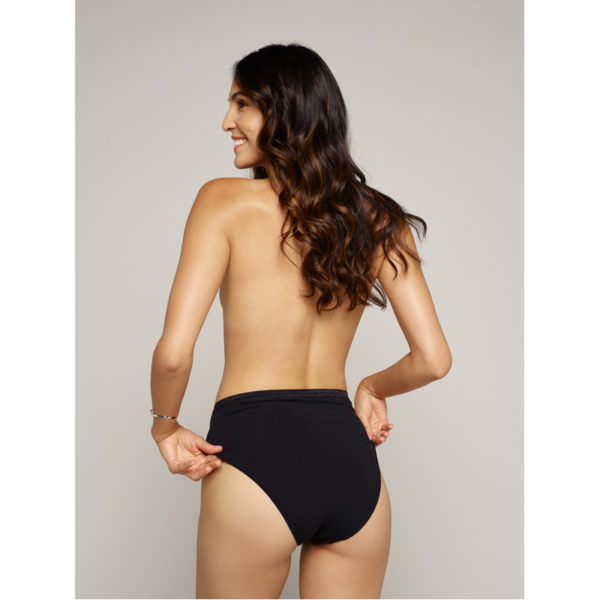 EarthHero - Organic Cotton Underwear High-Rise Brief - 2