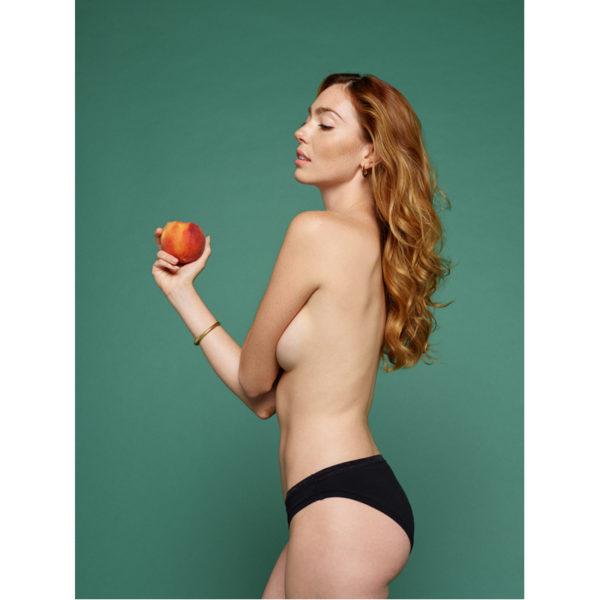 EarthHero - Organic Cotton Underwear Low-Rise Bikini - 3