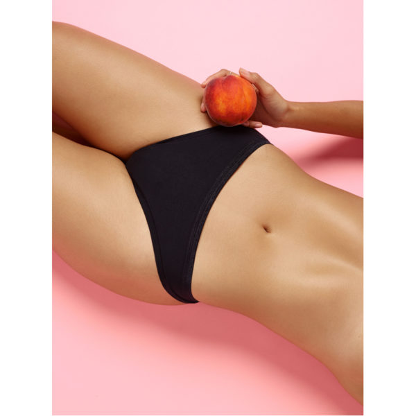 EarthHero - Organic Cotton Underwear Low-Rise Thong - 5