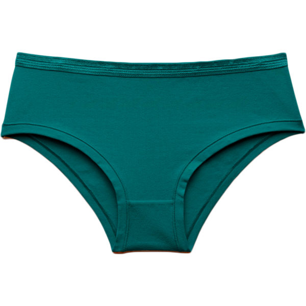 EarthHero - Organic Cotton Underwear Mid-Rise Hipster - Eden
