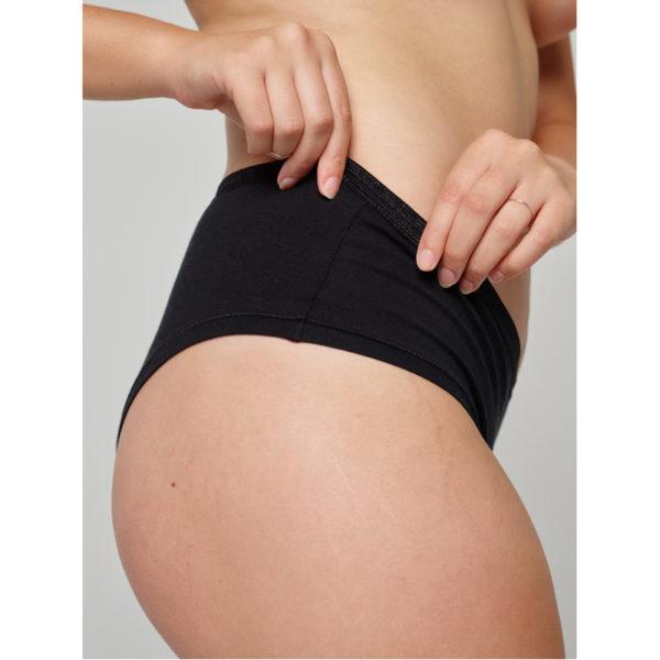 EarthHero - Organic Cotton Underwear Mid-Rise Hipster - 3