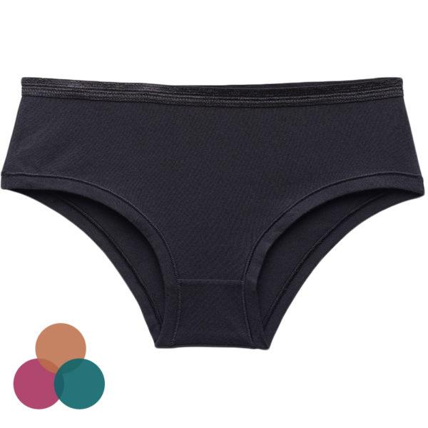 EarthHero - Organic Cotton Underwear Mid-Rise Hipster - 1