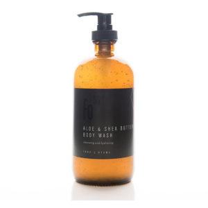 EarthHero - Aloe + Shea Butter Body Wash - 1