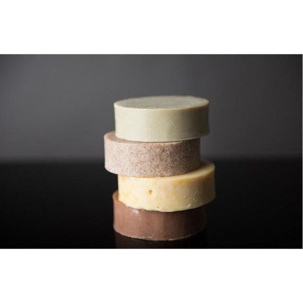 EarthHero - Green Clay + Coconut Shaving Soap - 2