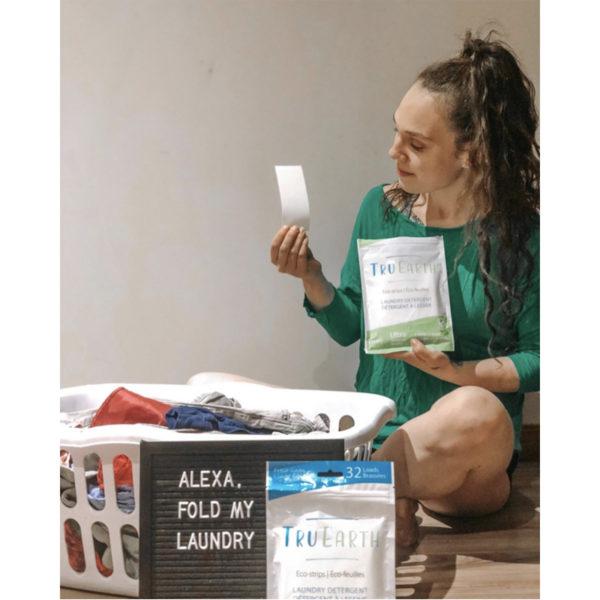 EarthHero - Baby Laundry Detergent Strips - 4