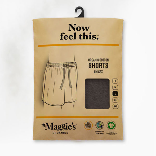 EarthHero - Organic Cotton Unisex Shorts 3