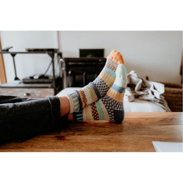 EarthHero - Aloe Solmate Socks - 2