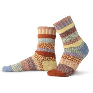 EarthHero - Sandstone Solmate Socks - 1