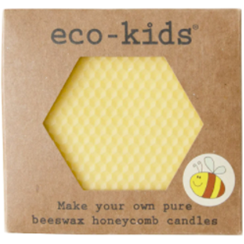 Natural Beeswax Candle-Making Kit | eco-kids | Shop Eco ...