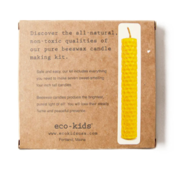 EarthHero - Natural Beeswax Candle-Making Kit - 3