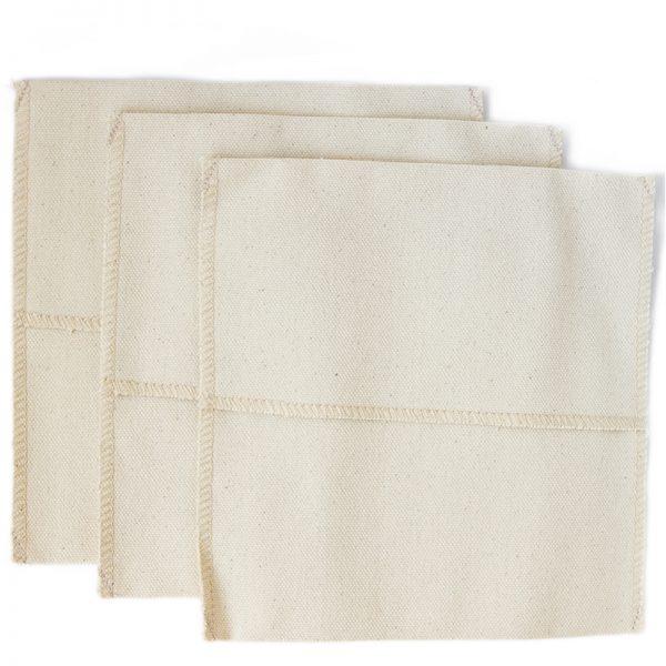 EarthHero - Snack + Sandwich Cotton Bags - 2