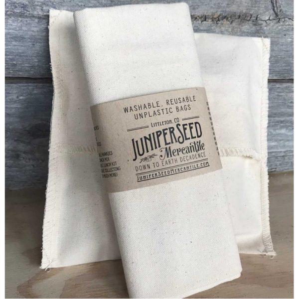 EarthHero - Snack + Sandwich Cotton Bags - 5
