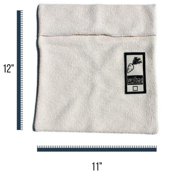 EarthHero - Standard Organic Cotton Veggie Bag - 3